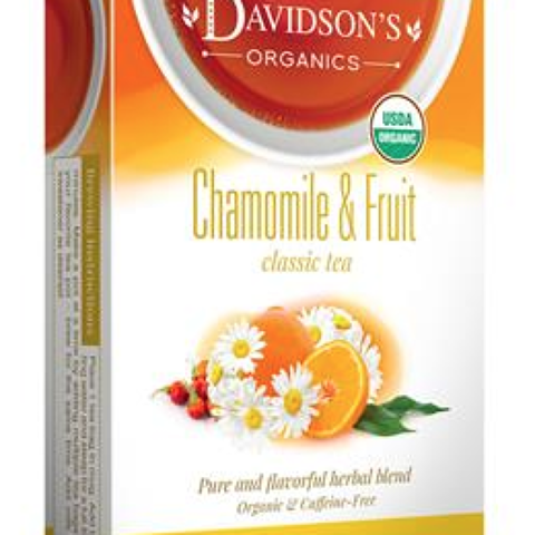 CHAMOMILE & FRUIT