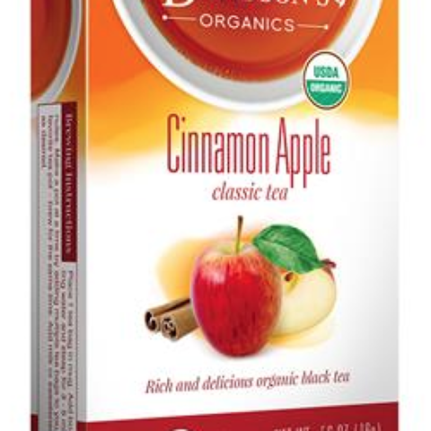 Cinnamon Apple Tea Bags