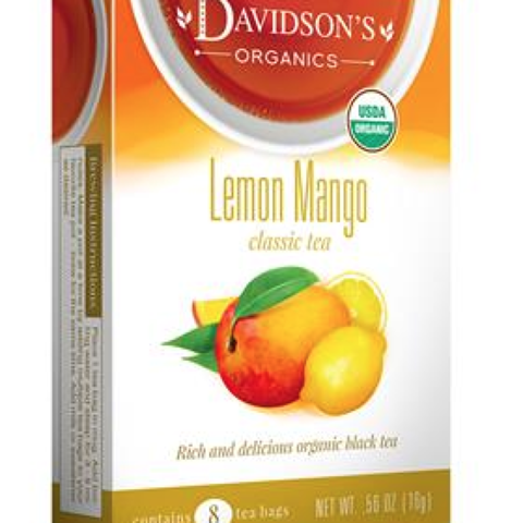 Lemon Mango Tea Bags