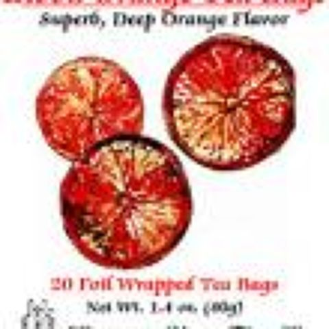 Blood Orange Tea Bags