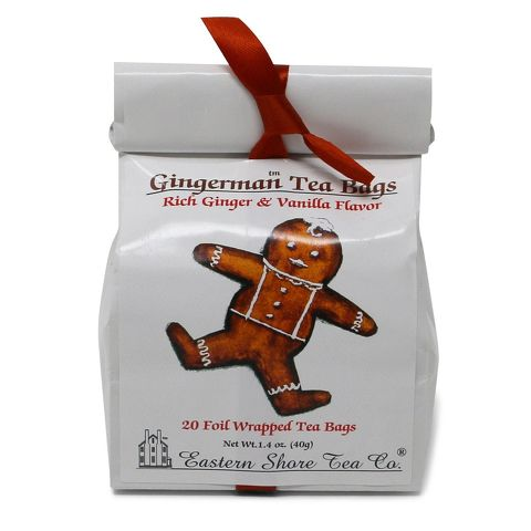 Gingerman Tea Bags