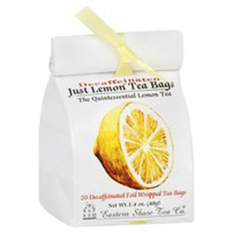Just Lemon Tea Bags
