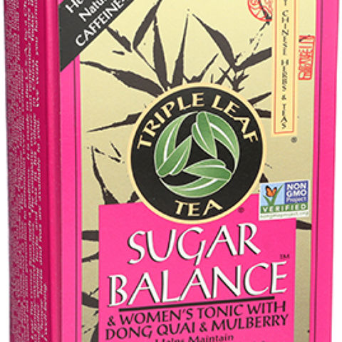 Sugar Balance & Women's Tonic Tea
