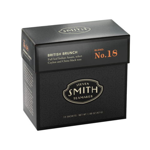 British Brunch (Brahmin Black) No. 18