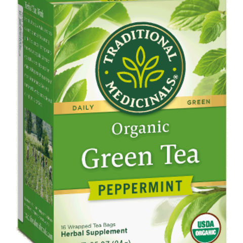 Green Tea Peppermint