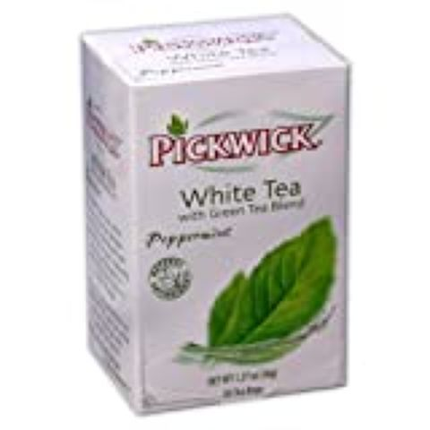 White Tea Peppermint