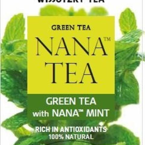 Nana Green Tea with Spearmint