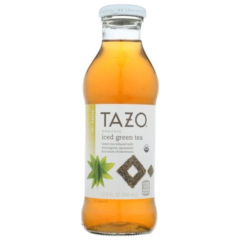 Organic Iced Green Tea