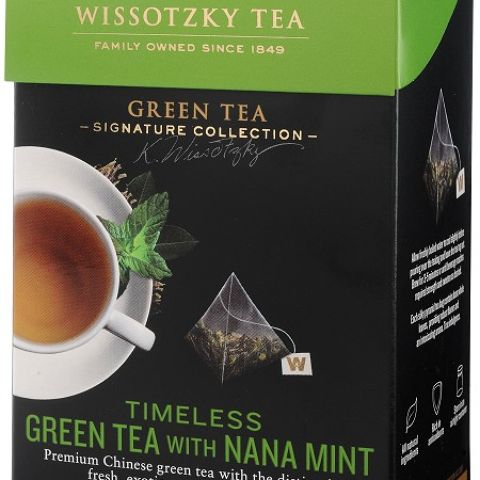 Timeless Green Tea & Nana Mint
