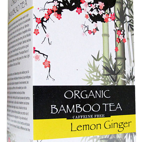 bamboo lemon ginger