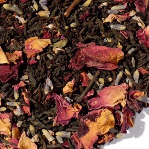 Earl Grey Rose and Lavender Tea