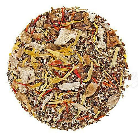 Apple Ginger Rooibos Tea