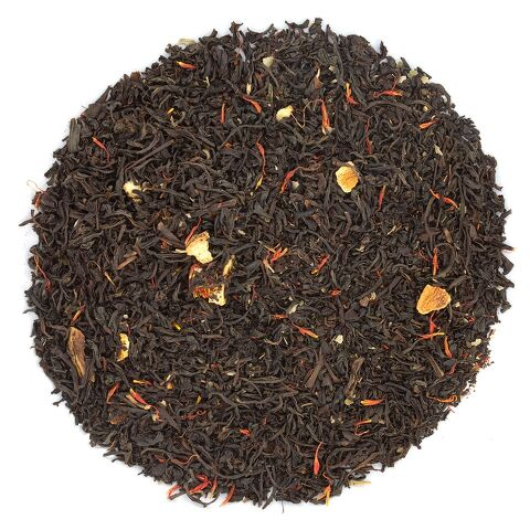 Blood Orange Flavored Black Tea