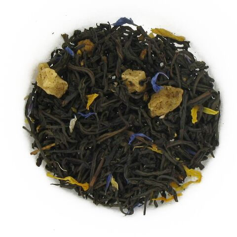Blue Lady Flavored Black Tea