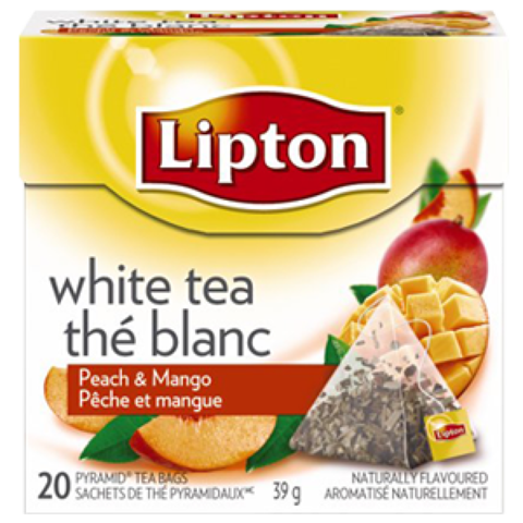 White Tea with Island Mango & Peach