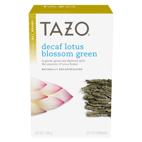 Decaf Lotus Blossom Green