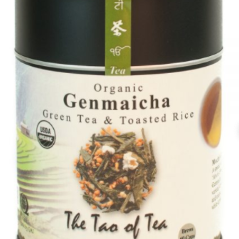 BROWN RICE TEA GENMAICHA