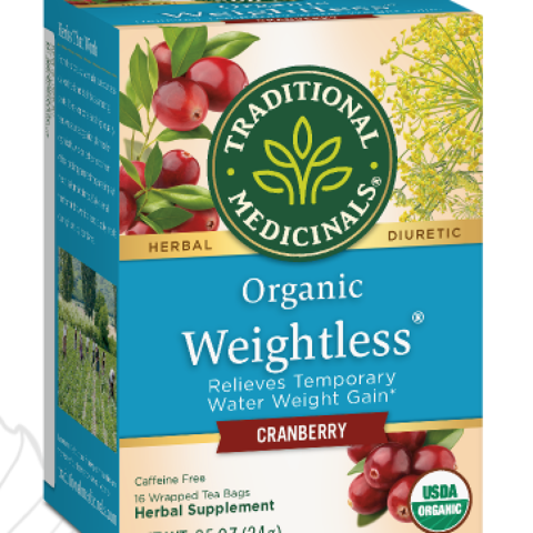 Weightless Cranberry
