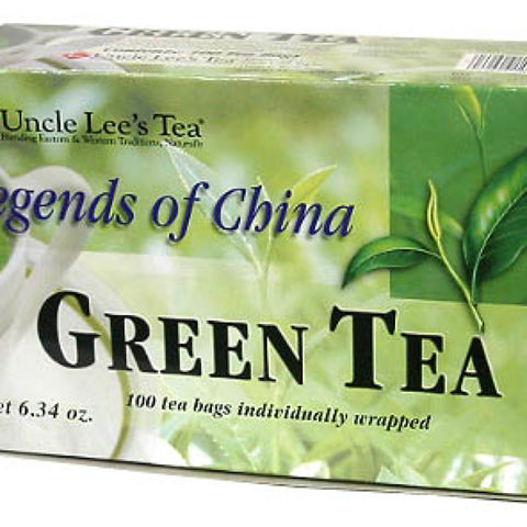 LEGENDS OF CHINA GREEN