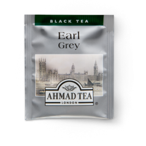 EARL GREY BLACK TEA BAGS