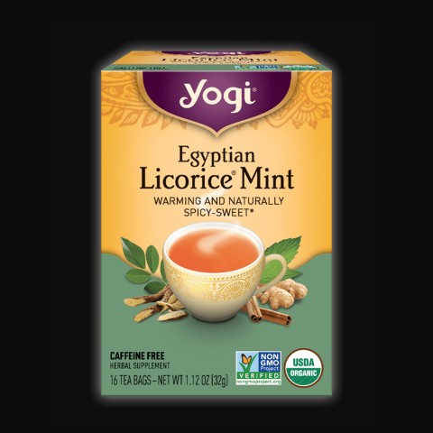 Egyptian Licorice Mint