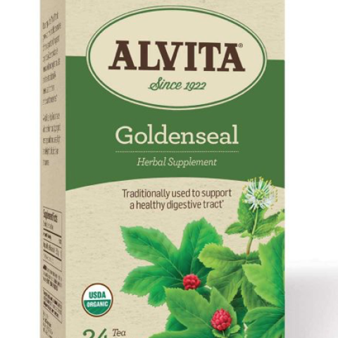 GOLDENSEAL HERBAL TEA