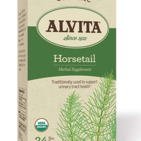 HORSETAIL GRASS HERBAL TEA BAGS