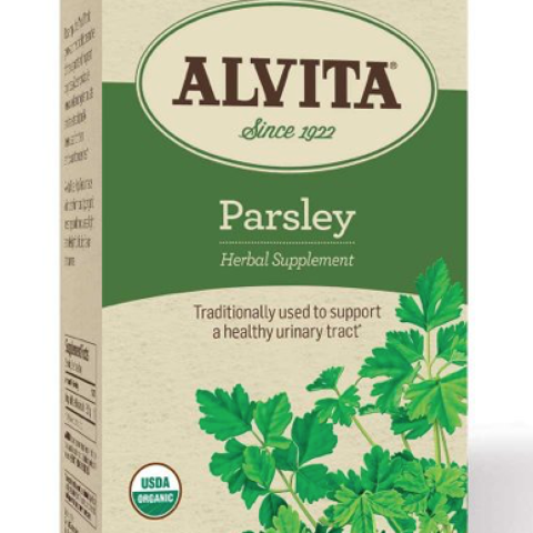 PARSLEY HERBAL TEA BAGS