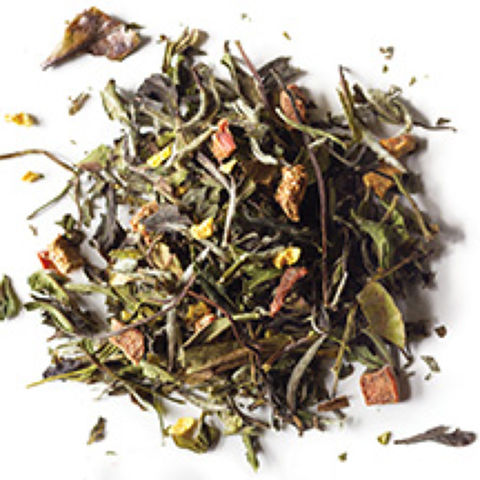 PEACH BLOSSOM WHITE TEA BLEND
