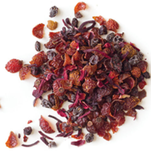 HIBISCUS BERRY CAFFEINE-FREE HERBAL BLEND