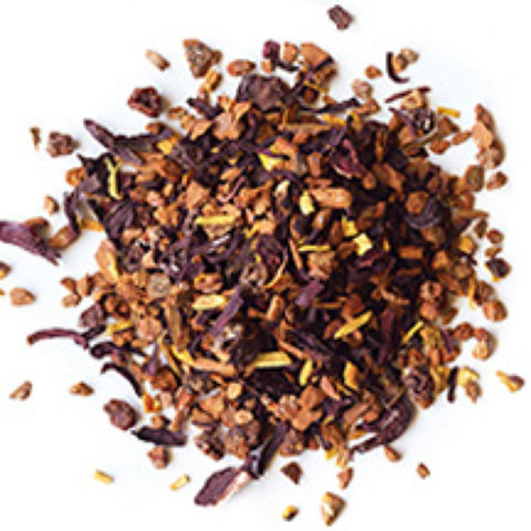 CINNAMON PLUM CAFFEINE-FREE HERBAL BLEND