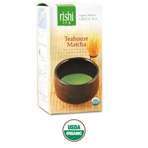 TEAHOUSE MATCHA GREEN TEA POWDER