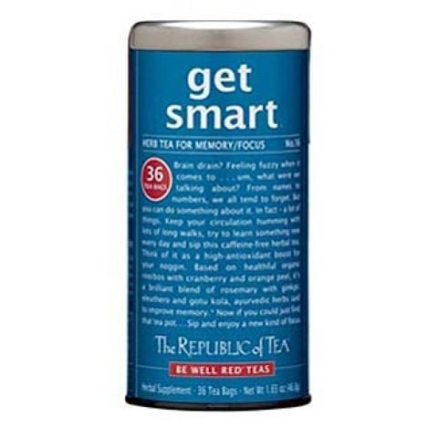 GET SMART® - NO.16 HERB TEA FOR MEMORY/FOCUS