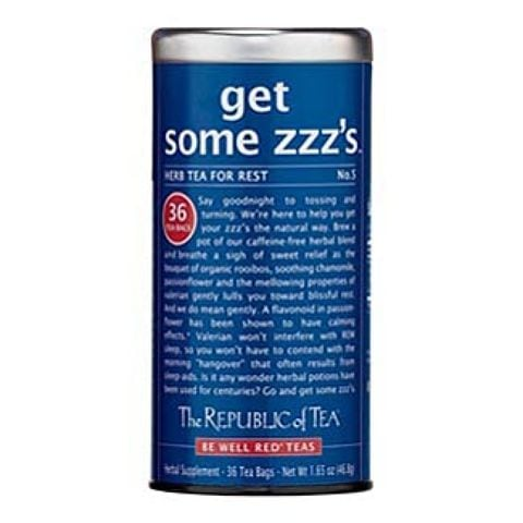 GET SOME ZZZ'S™ - NO. 5 HERB TEA FOR REST