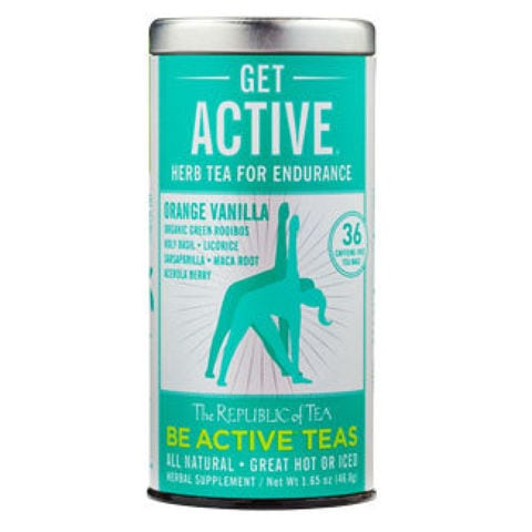 GET ACTIVE - HERB TEA FOR ENDURANCE