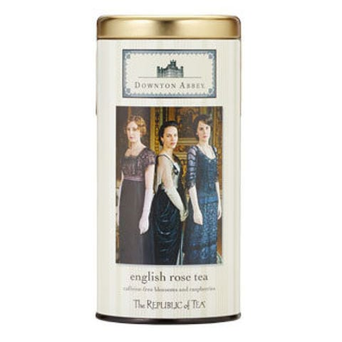 DOWNTON ABBEY® ENGLISH ROSE TEA BAGS