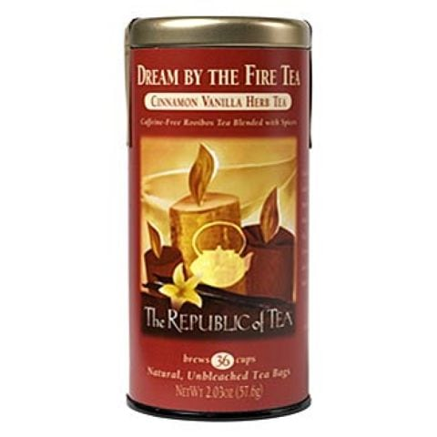 DREAM BY THE FIRE RED TEA BAGS