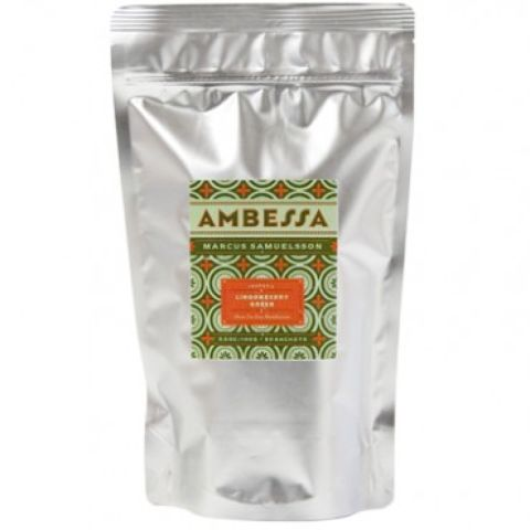 AMBESSA LINGONBERRY GREEN - 50 SACHET BAG