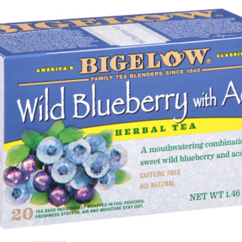 WILD BLUEBERRY WITH ACAI