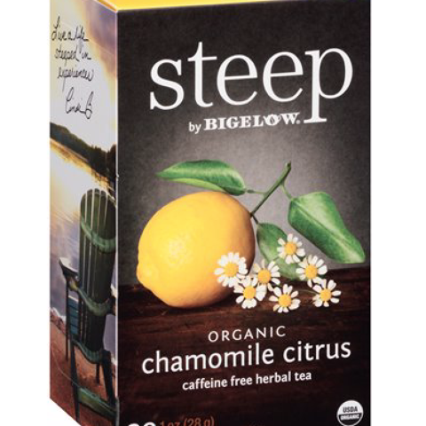 CHAMOMILE CITRUS - STEEP