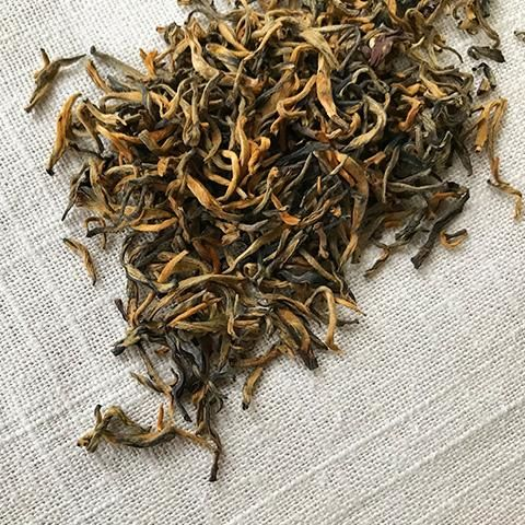 Black Needle Yunnan Black Tea