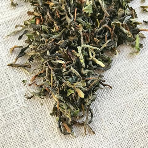 Darjeeling Namring Estate Green Tea