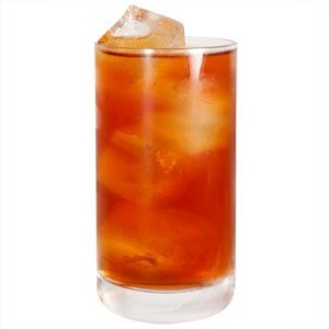ORANGE SPICE ICED TEA