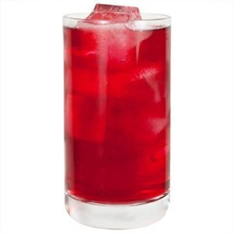 ORANGE CRANBERRY HERBAL ICED TEA