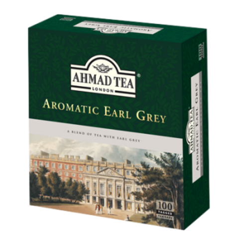 AROMATIC EARL GREY