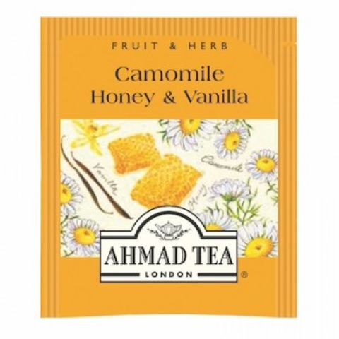 CAMOMILE, HONEY & VANILLA