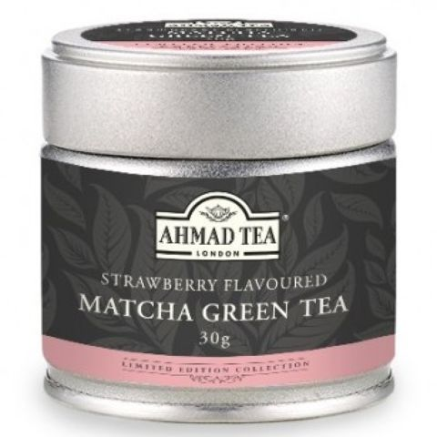 STRAWBERRY MATCHA GREEN TEA