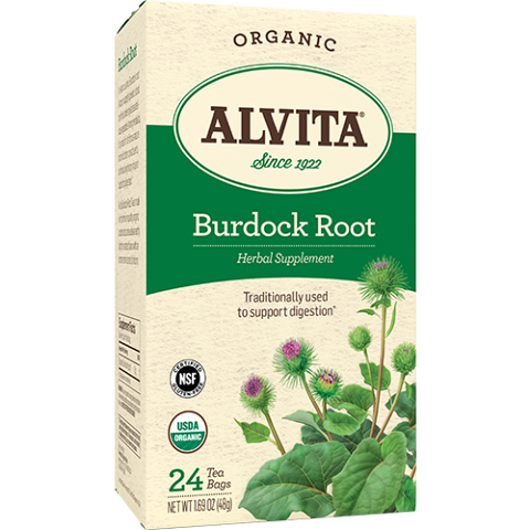 Burdock Root Tea Bags