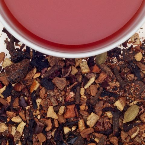 Mulled Plum Cider