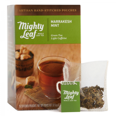 Marrakesh Mint Tea Bags